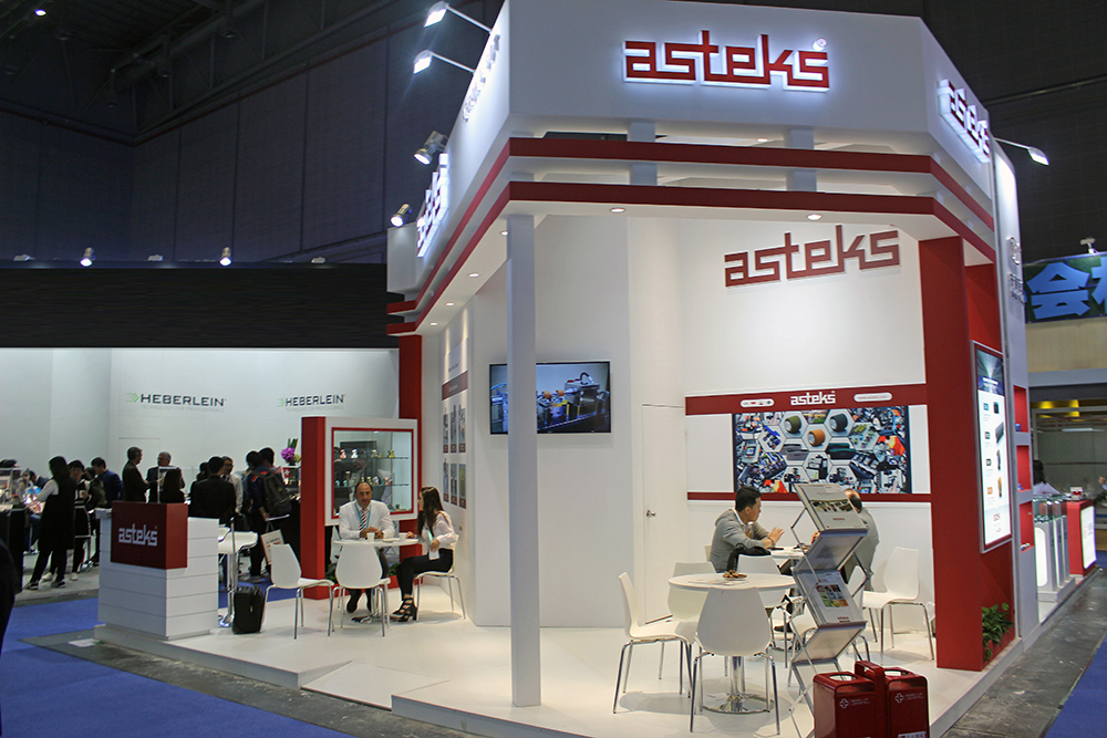 Asteks, ITMA Asia+ Citme 2018'den Memnun Döndü