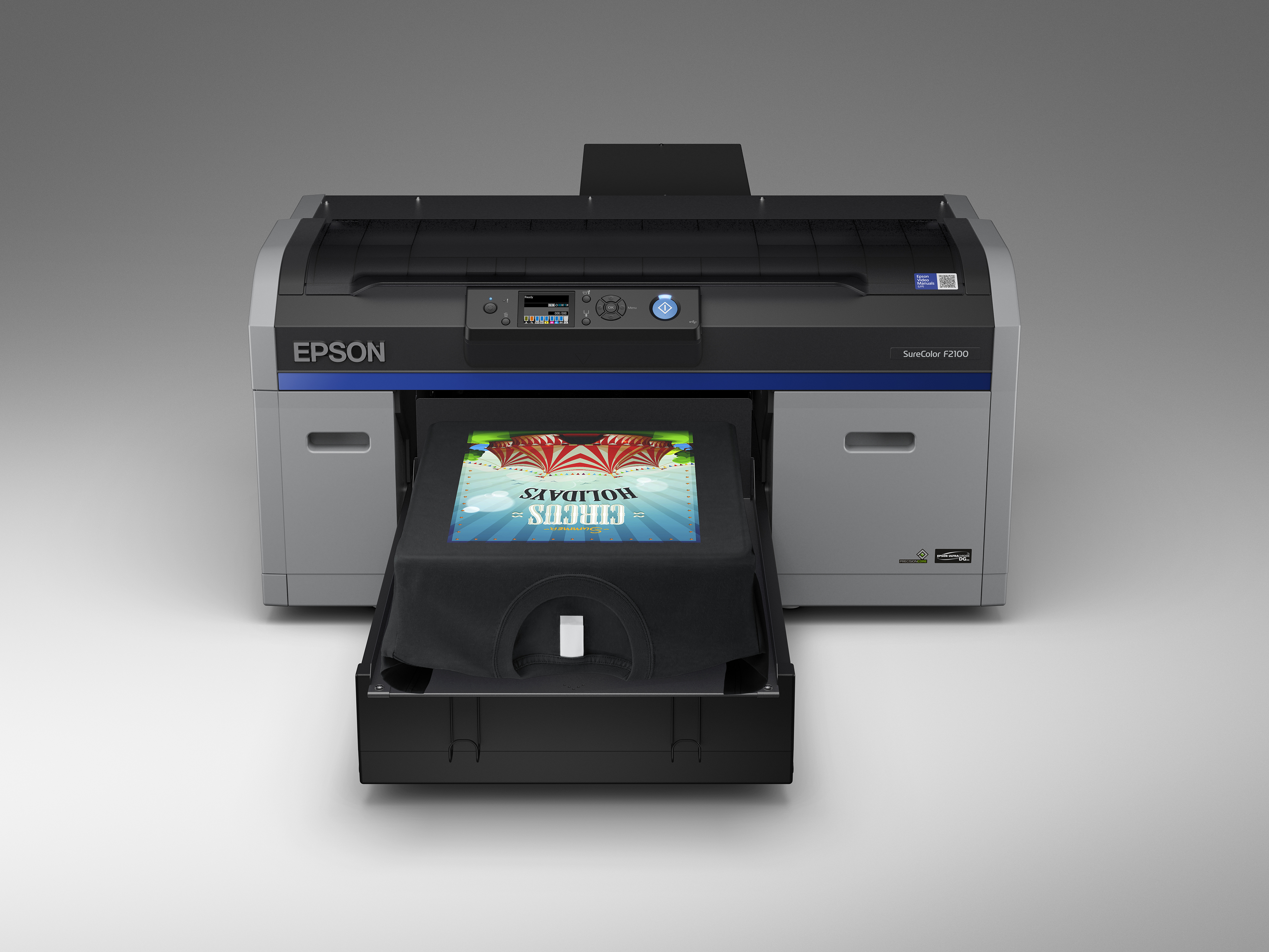 Epson to Continue Innovations in the Textile Industry