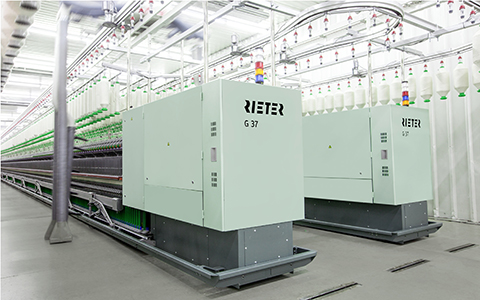 Rieter will Join with Its New Platform Digital Spinning Suit at ITMA Asia