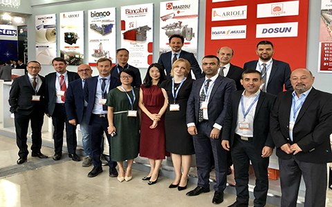 Platinum Makine: A New Solution Partner for the Uzbekistan Textile Industry