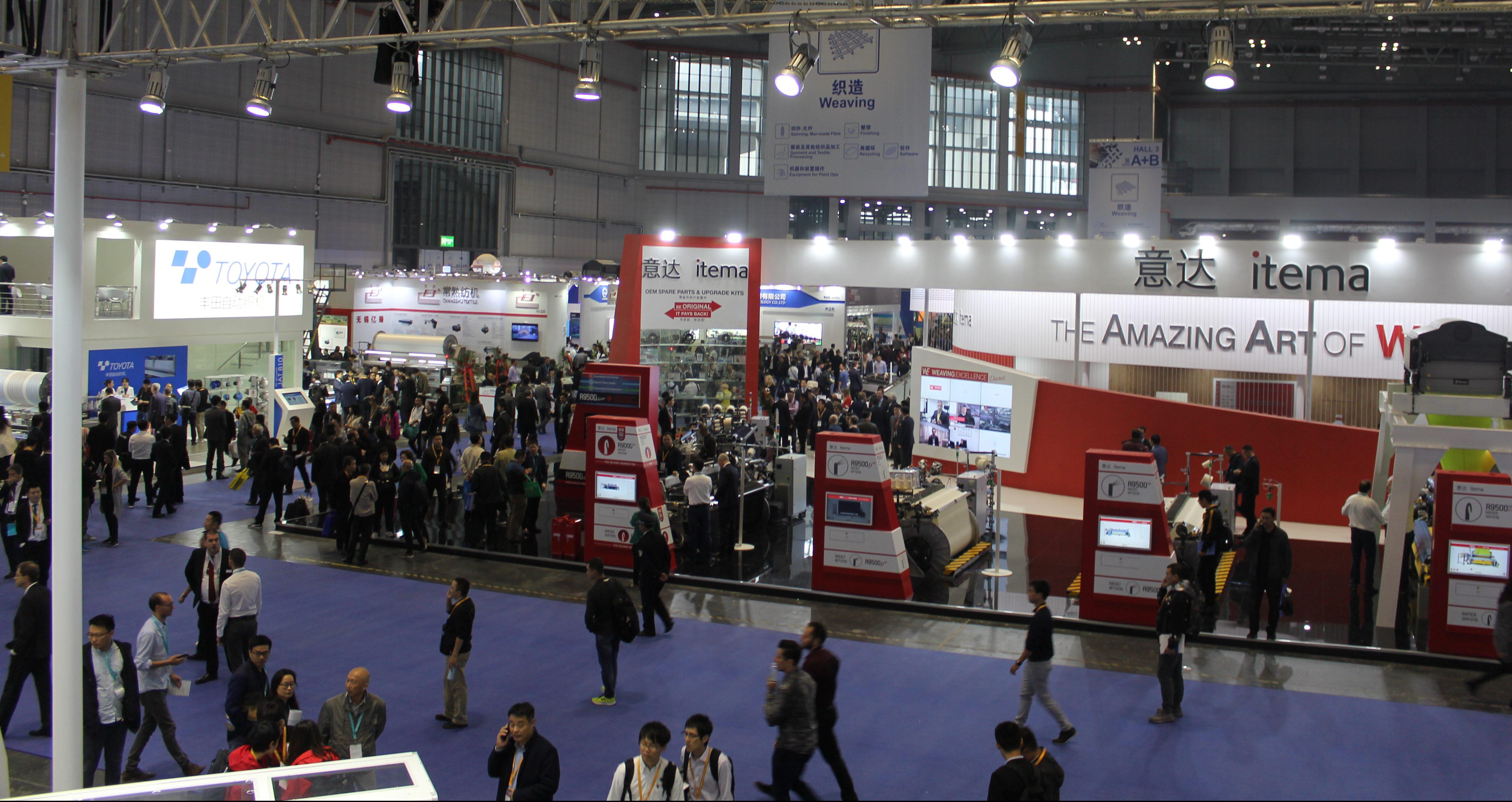 Tekstil Sektörünün Uzak Doğu Buluşması: ITMA Asia + Citme 2018