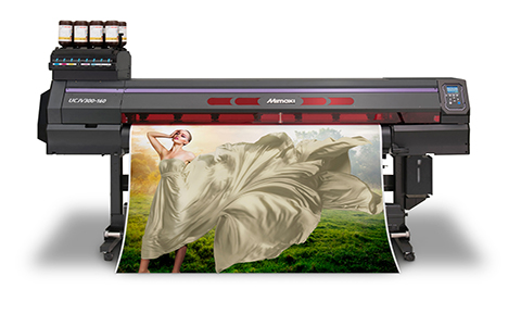 Mimaki Eurasia Attracted Attention with Digital Printing and Cutting Solutions