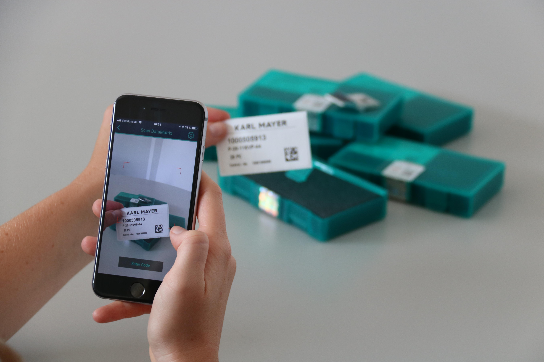 Karl Mayer'in Yedek Parça Webshop Uygulamasına Yeni Özellikler Eklendi