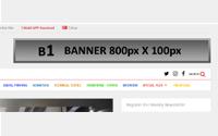 B1- Banner 800px X 100px