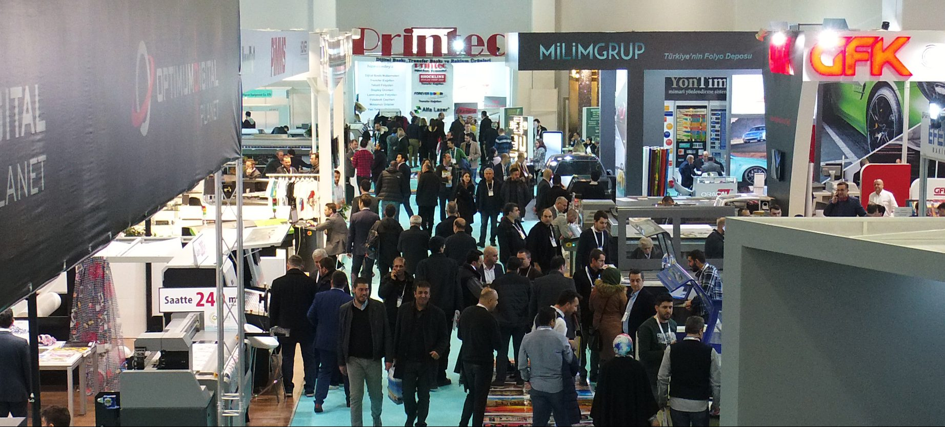 Fespa Eurasia 2018 Encourages The Industry's Take Off