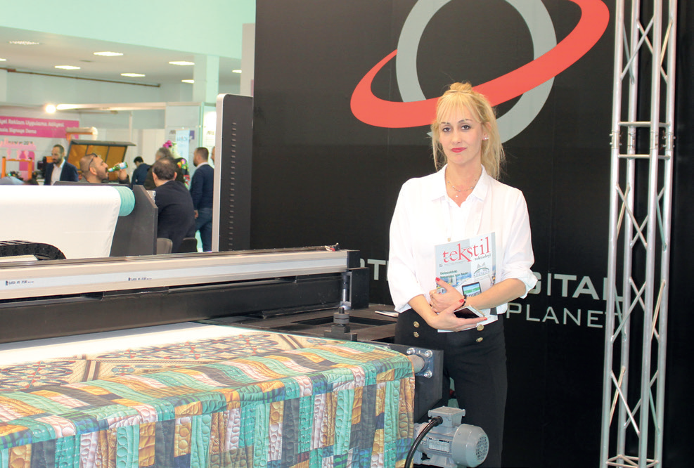 Address of the Domestic Production in Digital Printing Optimum Digital will be Opened New Market in 2019