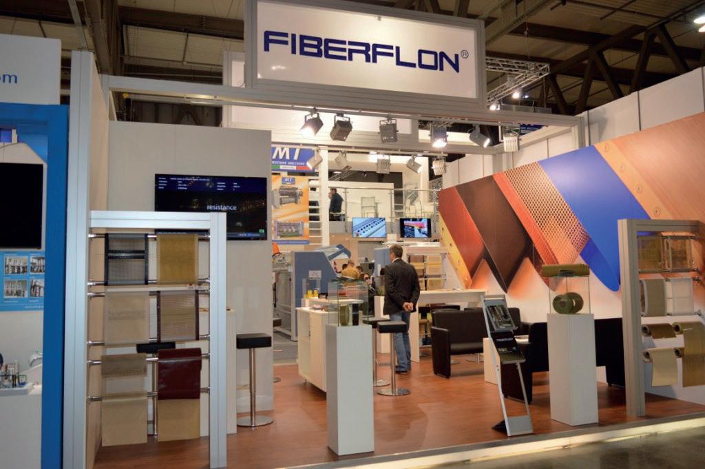 Fiberflon, Yıllık Üretiminin %90'ından Fazlasını İhraç Ediyor