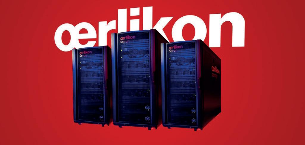 Oerlikon'dan Veri Merkezi'ni Bir Kutuya Sığdıran Teknoloji