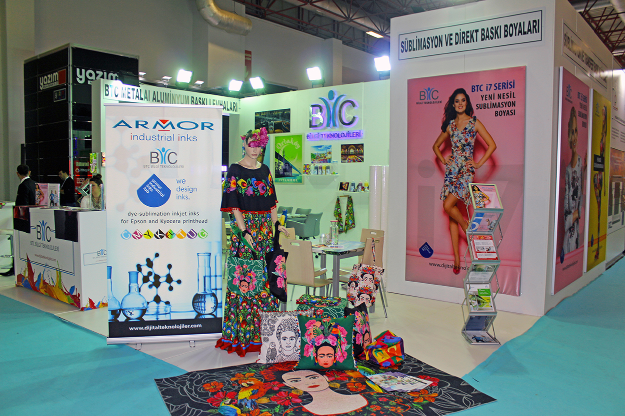 BTC and Armor Cooperates for New Generation Printing Inks