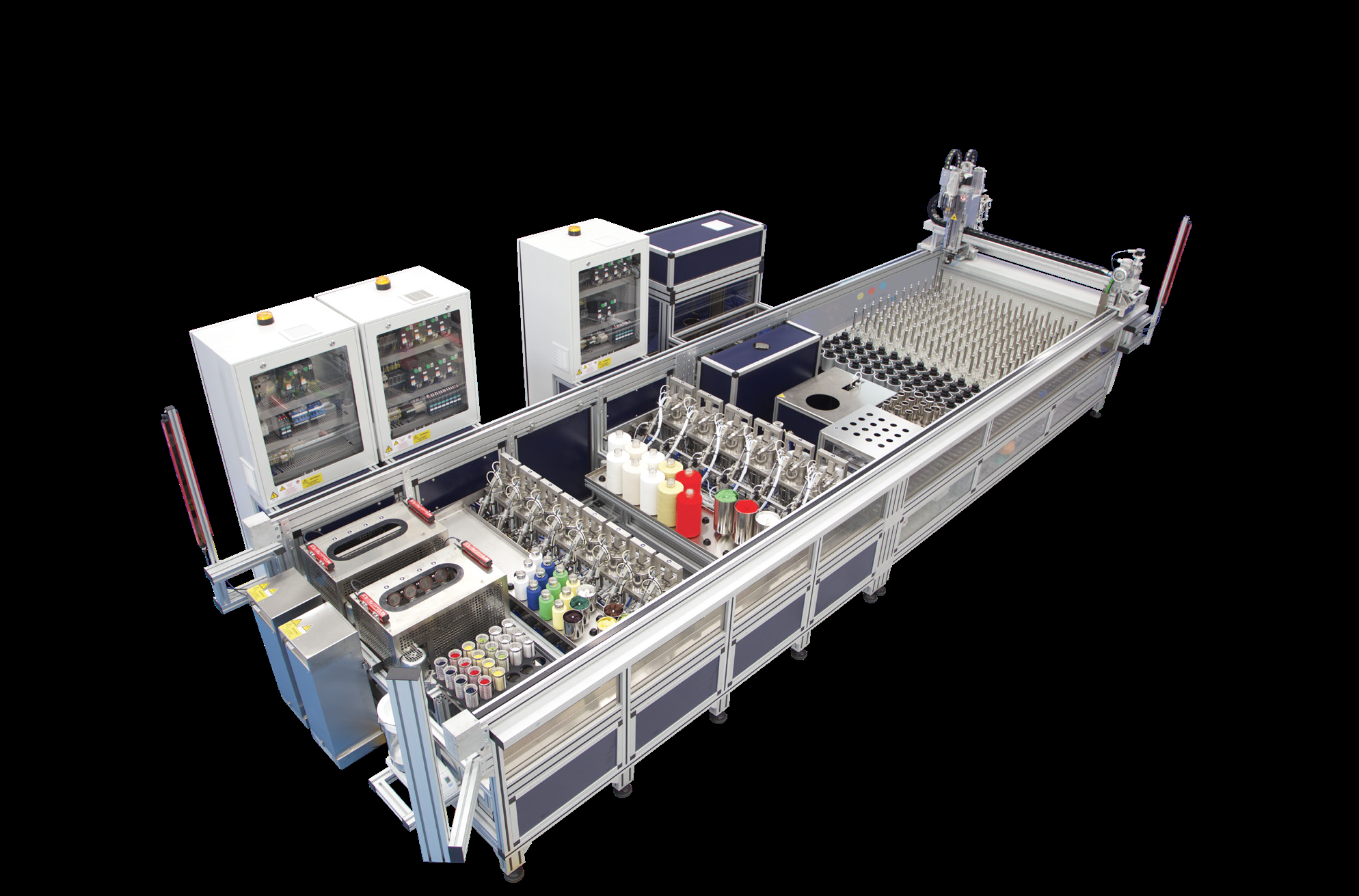 Dos&Dye® Compact: Fully Automatic System for Laboratory Dyeing Tests