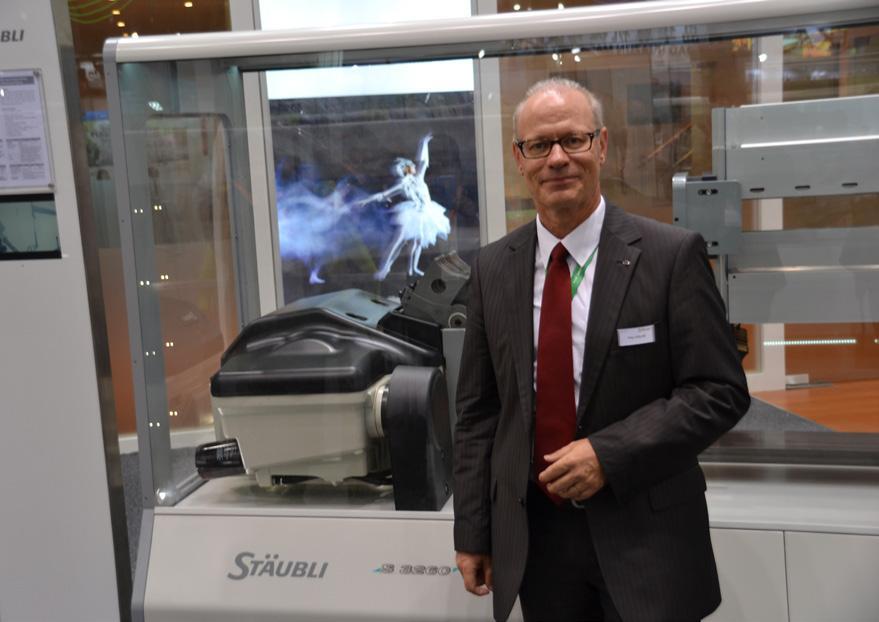 Stäubli'nin Jakar Makineleri Türk Dokumacıların Beğenisini Topluyor