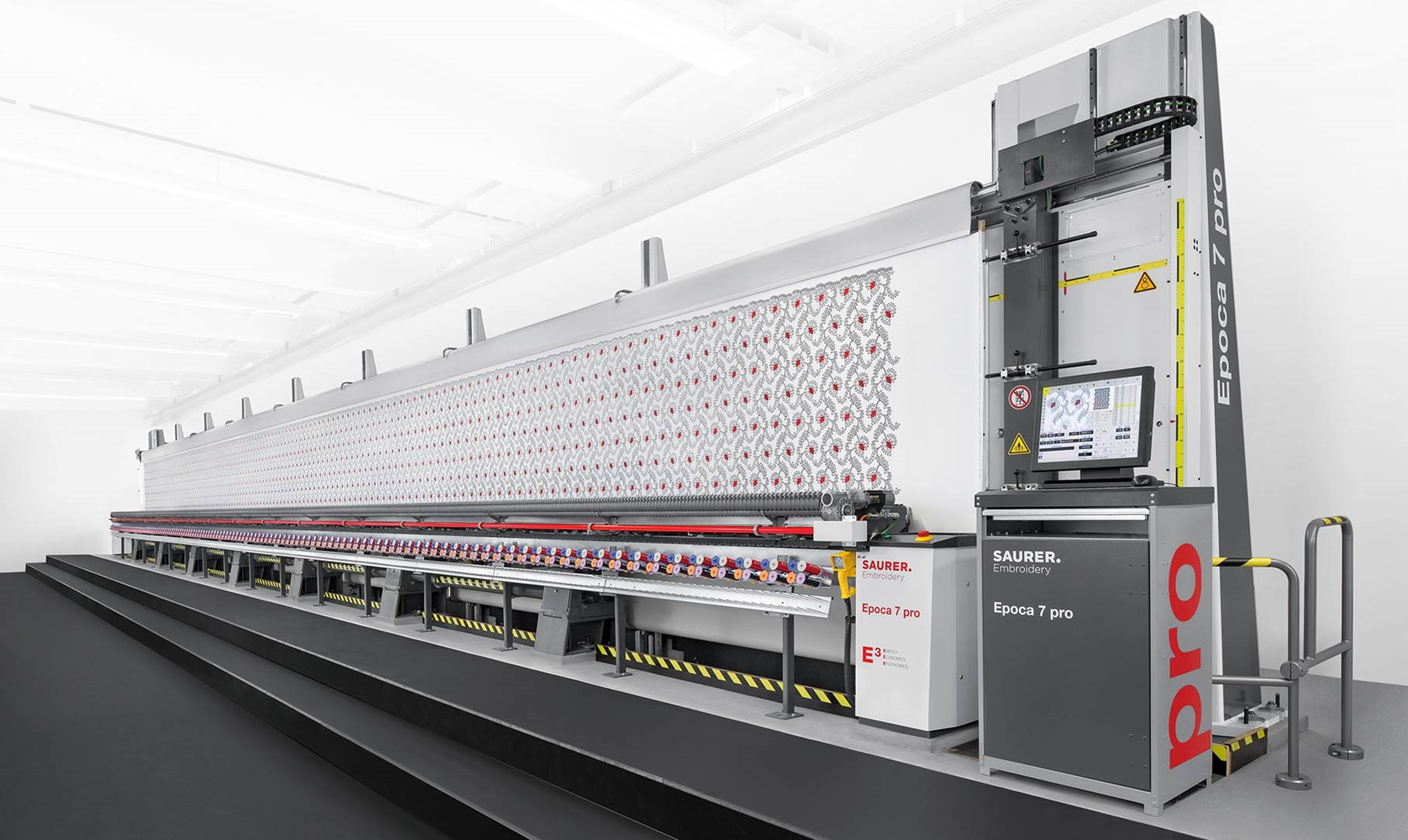 Saurer at ITMA 2019 – discover how we power creation