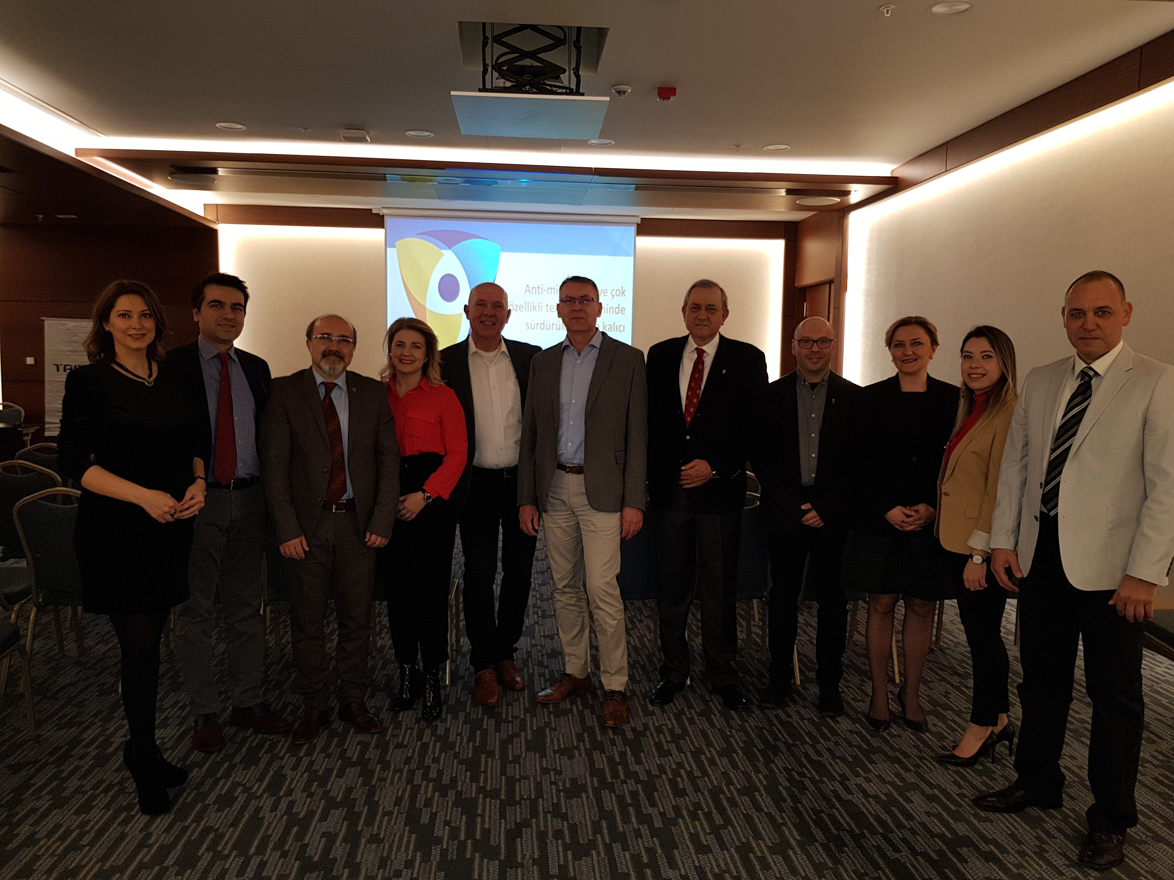 Spot Kimya Organized Seminar about Durable Solutions in Antimicrobial Textile Production