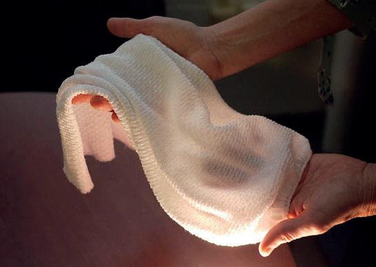 'Cool' Textile Automatically Regulates Amount of Heat that Passes Through It