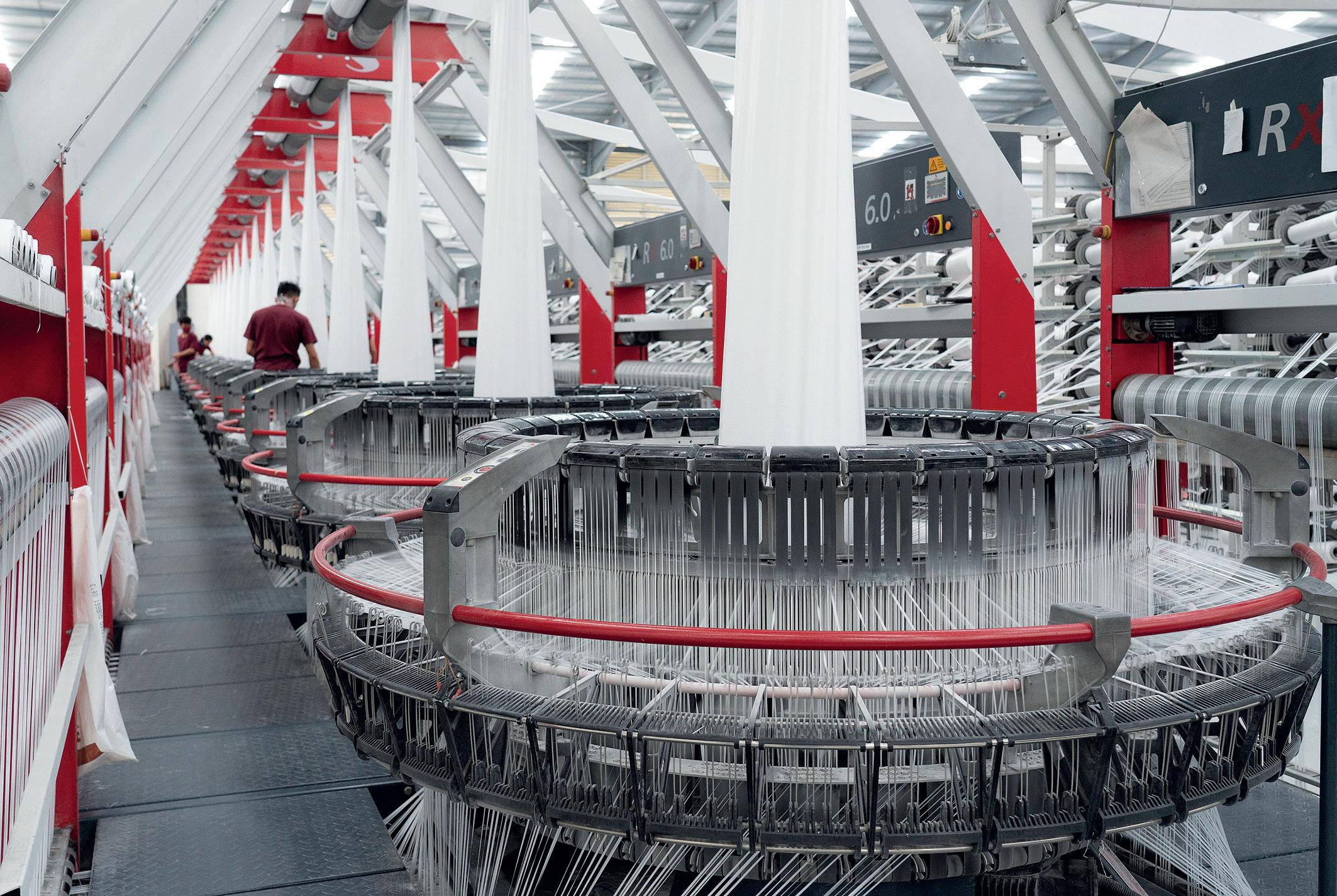 Starlinger: 10,000 Circular Looms Built in China