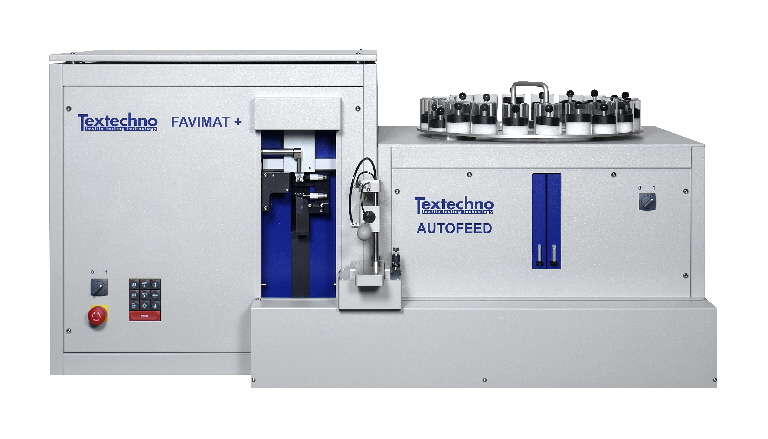 Latest Test Instruments For Fibers, Yarns and Composites From Textechno