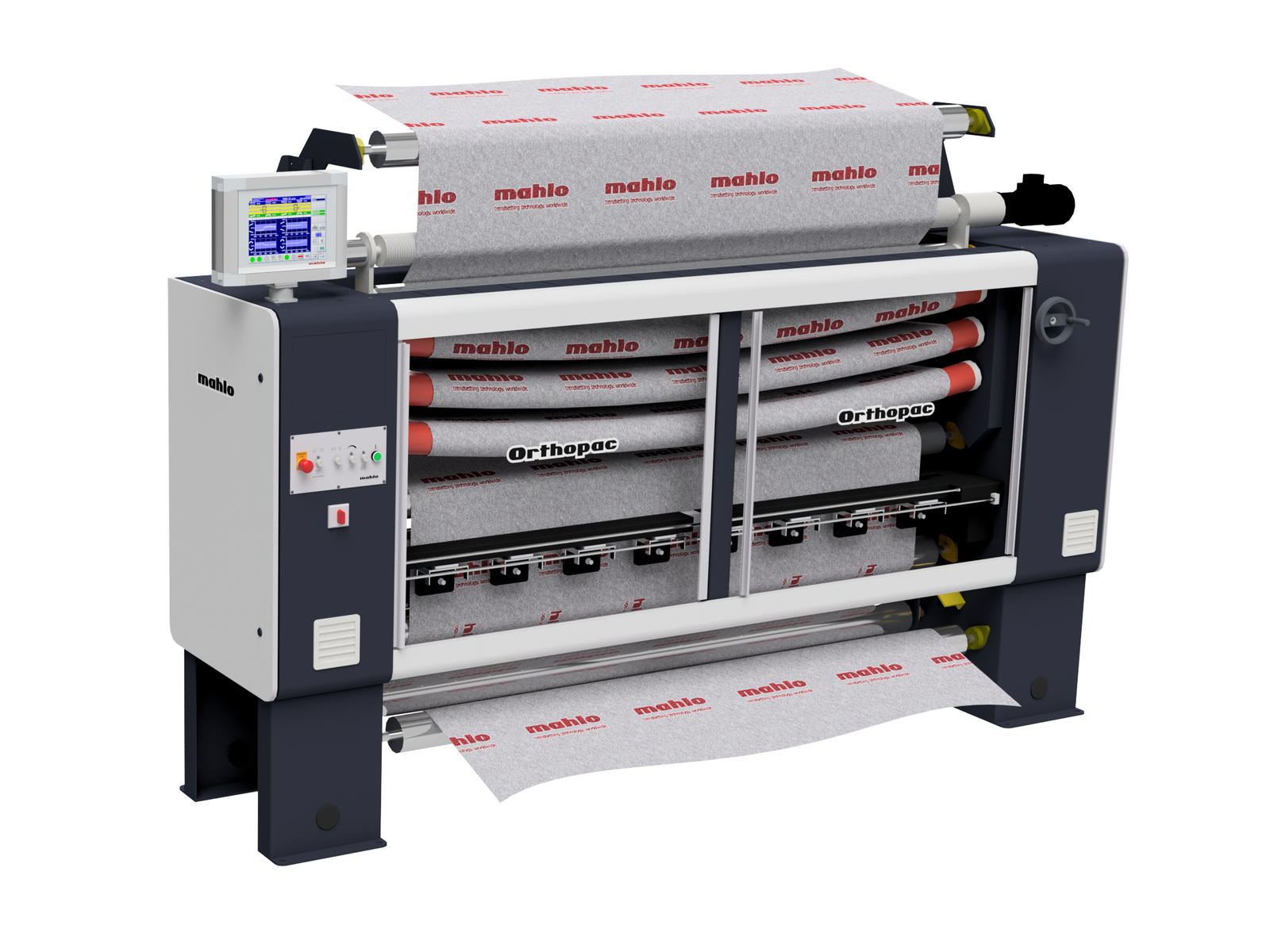 Mahlo Brings Latest Trends to ITMA 2019