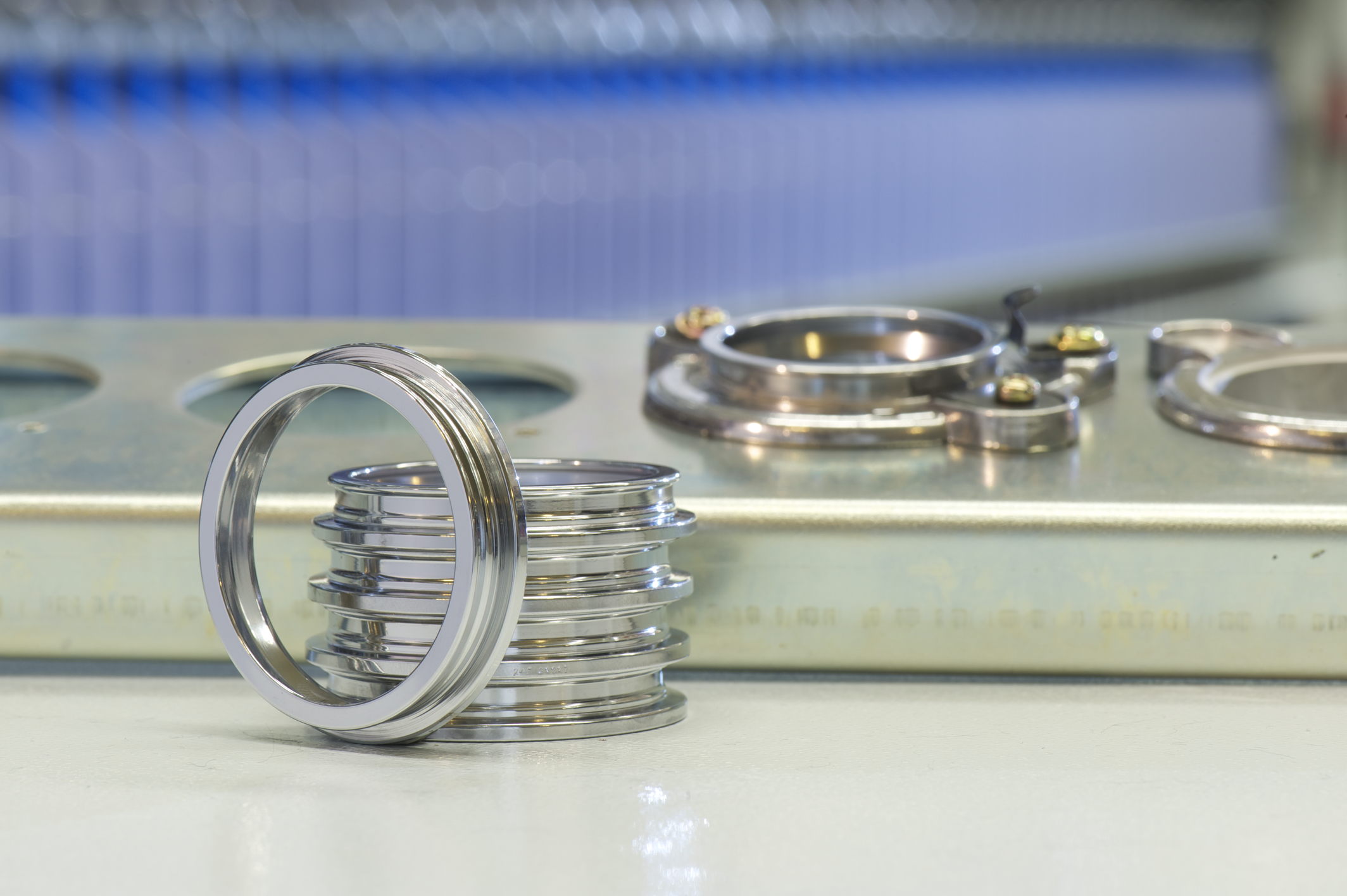 Reiners + Fürst Presents New TURBO-S Rings and New Ring Travellers at ITMA 2019