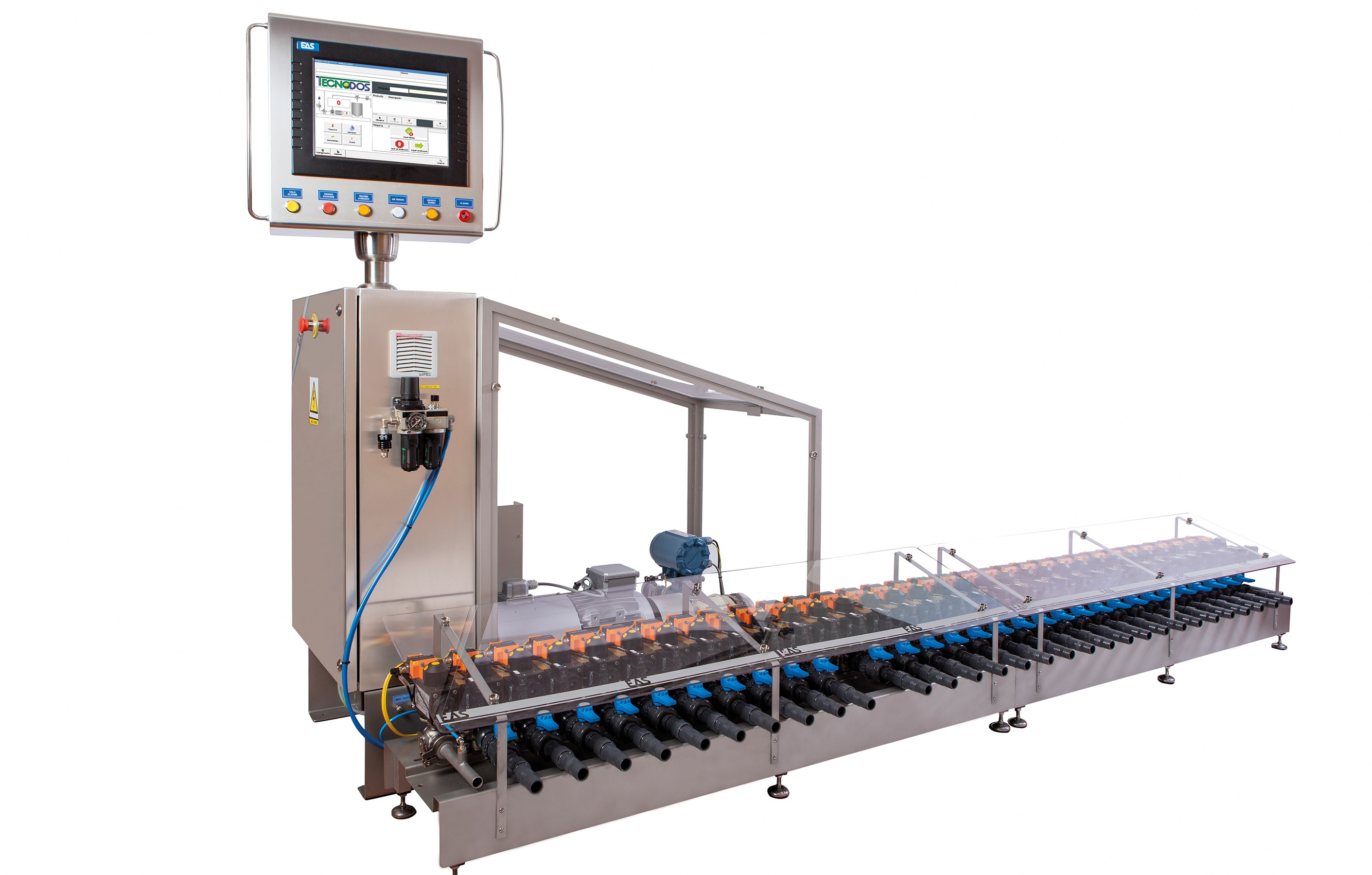 EAS will Exhibit Its Latest Technologies Developed for Textile Dyeing Industry
