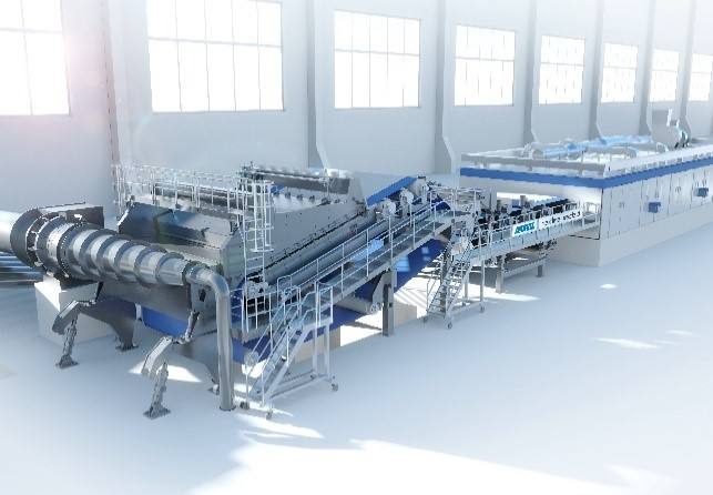 Innovative Nonwoven Production and Textile Solutions from Andritz