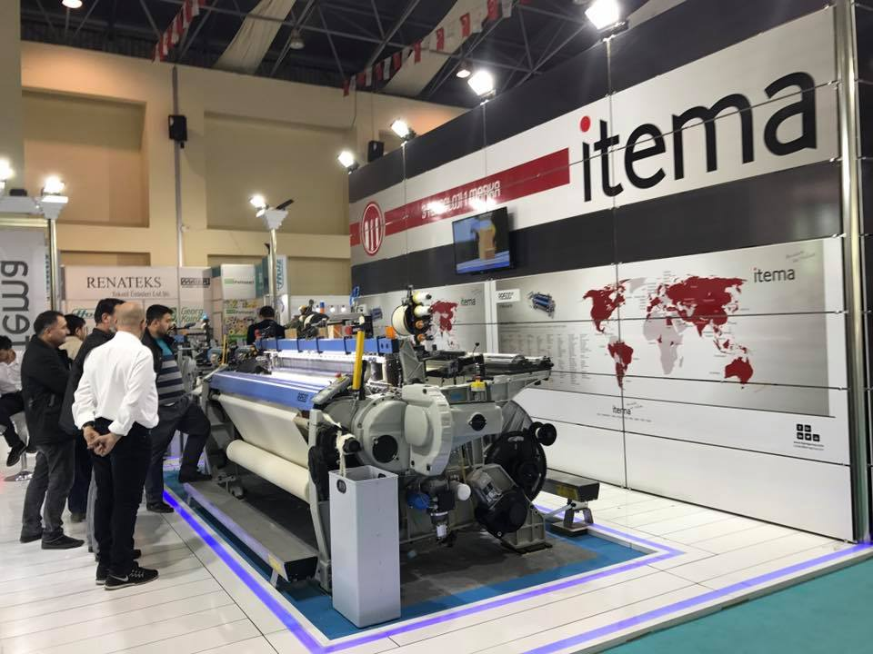 Itema will Announce New Company Itematech at Techtextil