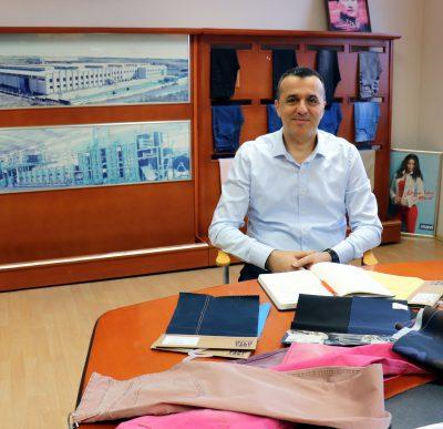 Arta Fabrika Müdürü Mehmet Kalıpçıoğlu.