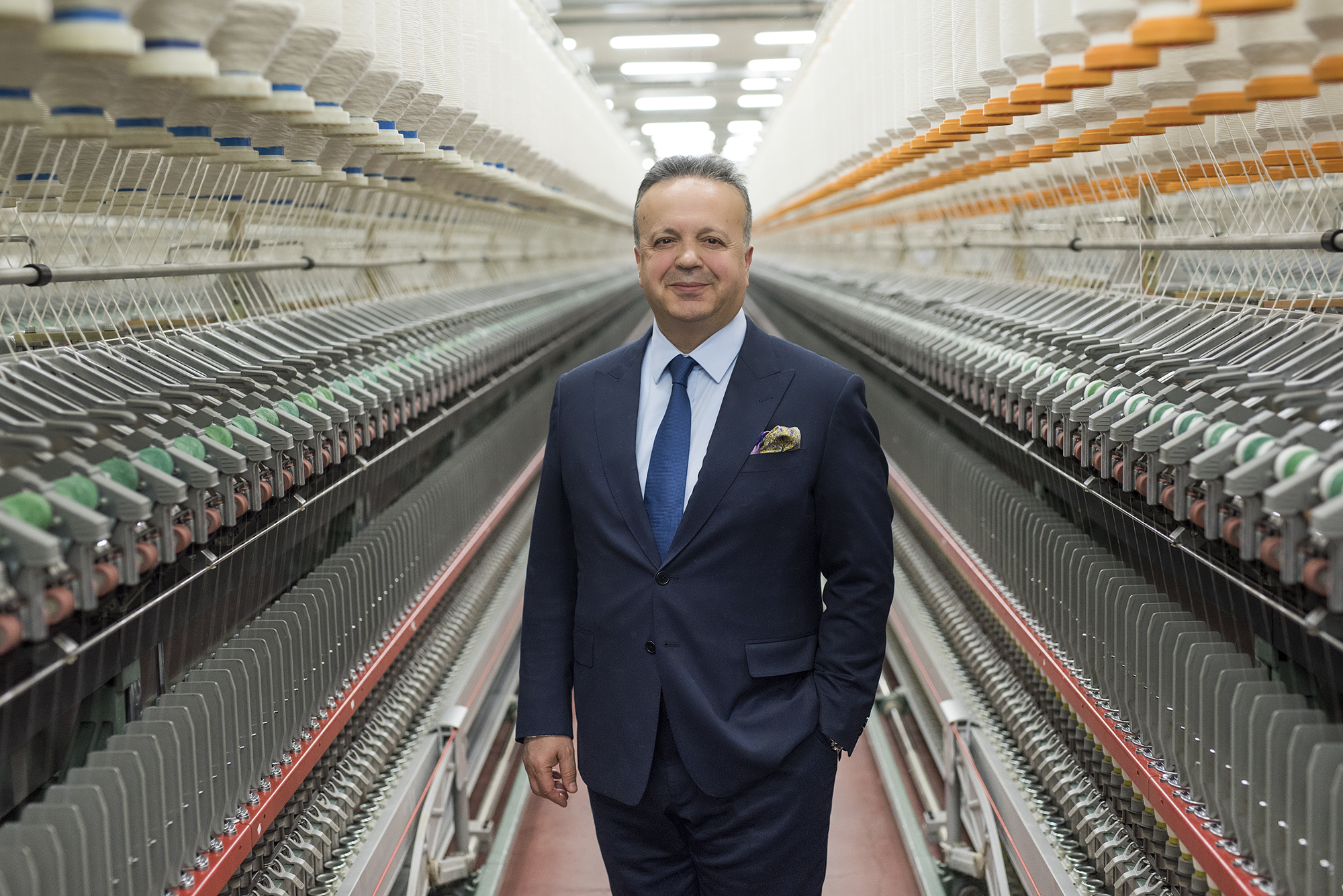 """""""ITM 2020 Fuarı; Tekstil Sektöründe Yeni Ufuklar Açacak, İnovatif Fikirler Doğuracak"""""""