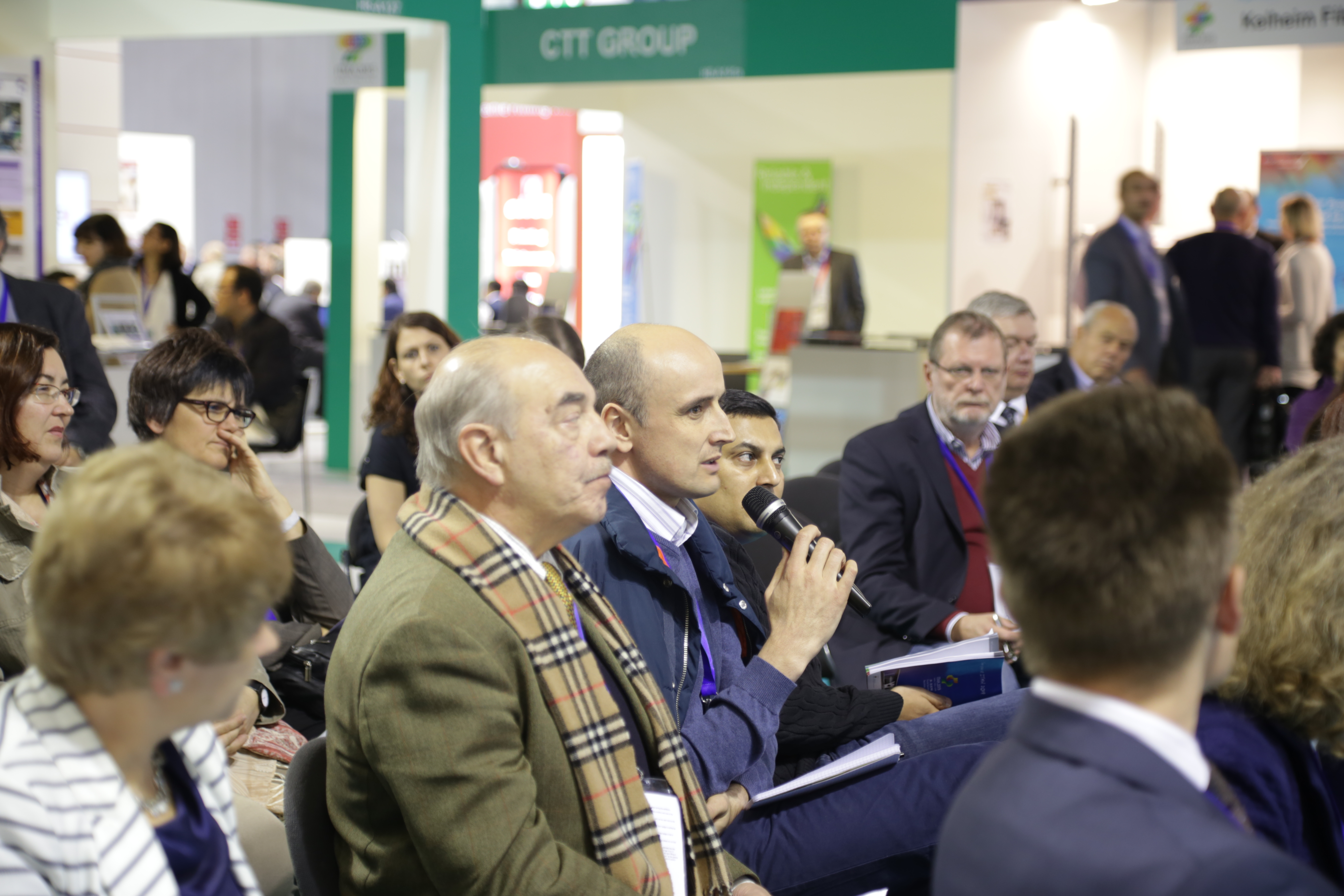 ITMA Speakers Platform Feature Presentations By Invited Industry Experts
