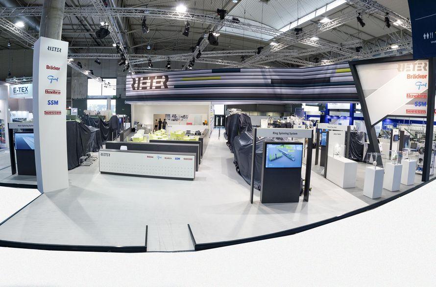 Rieter at ITMA 2019 in Barcelona