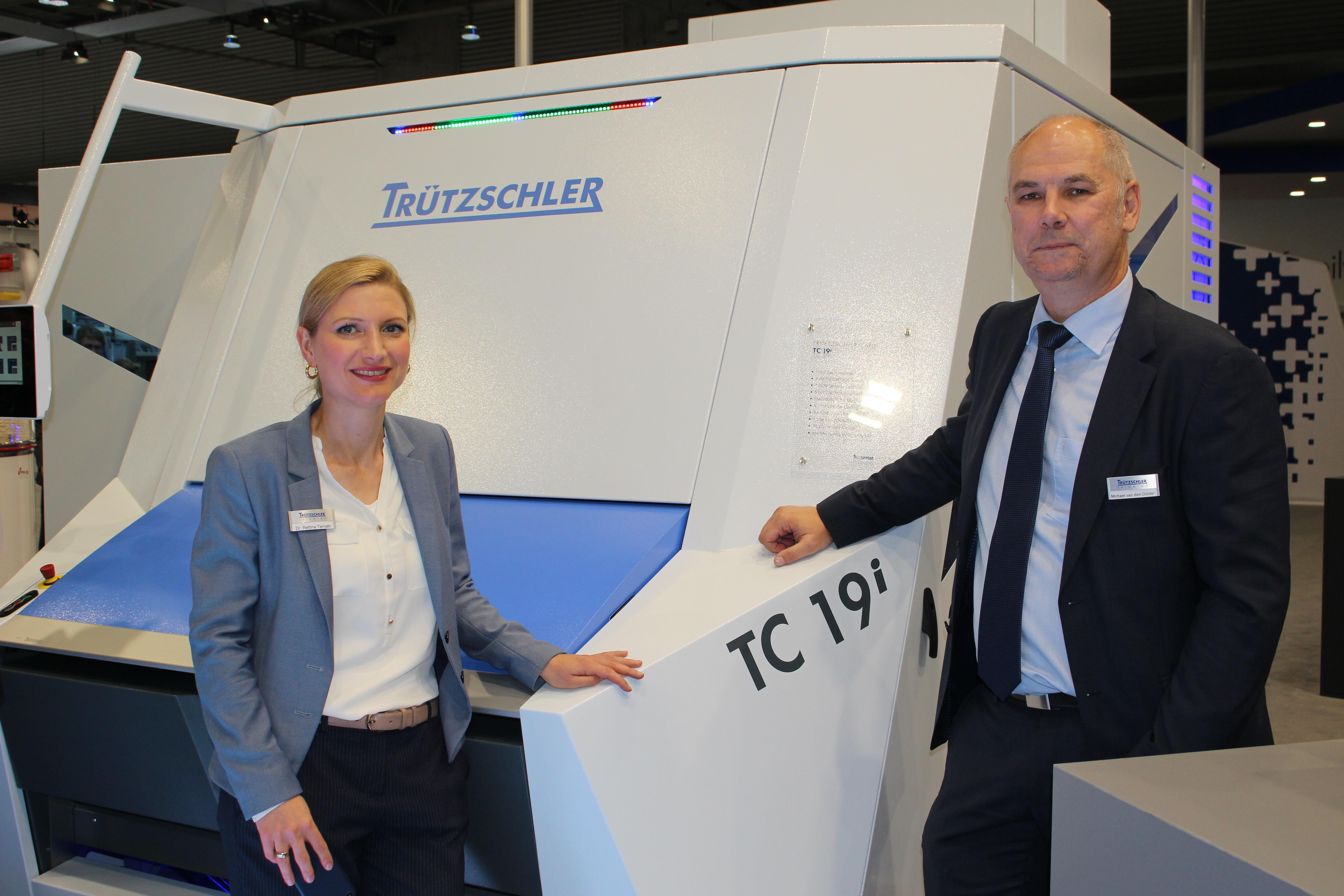 Trützschler to Focus on Sustainability and Digitalisation