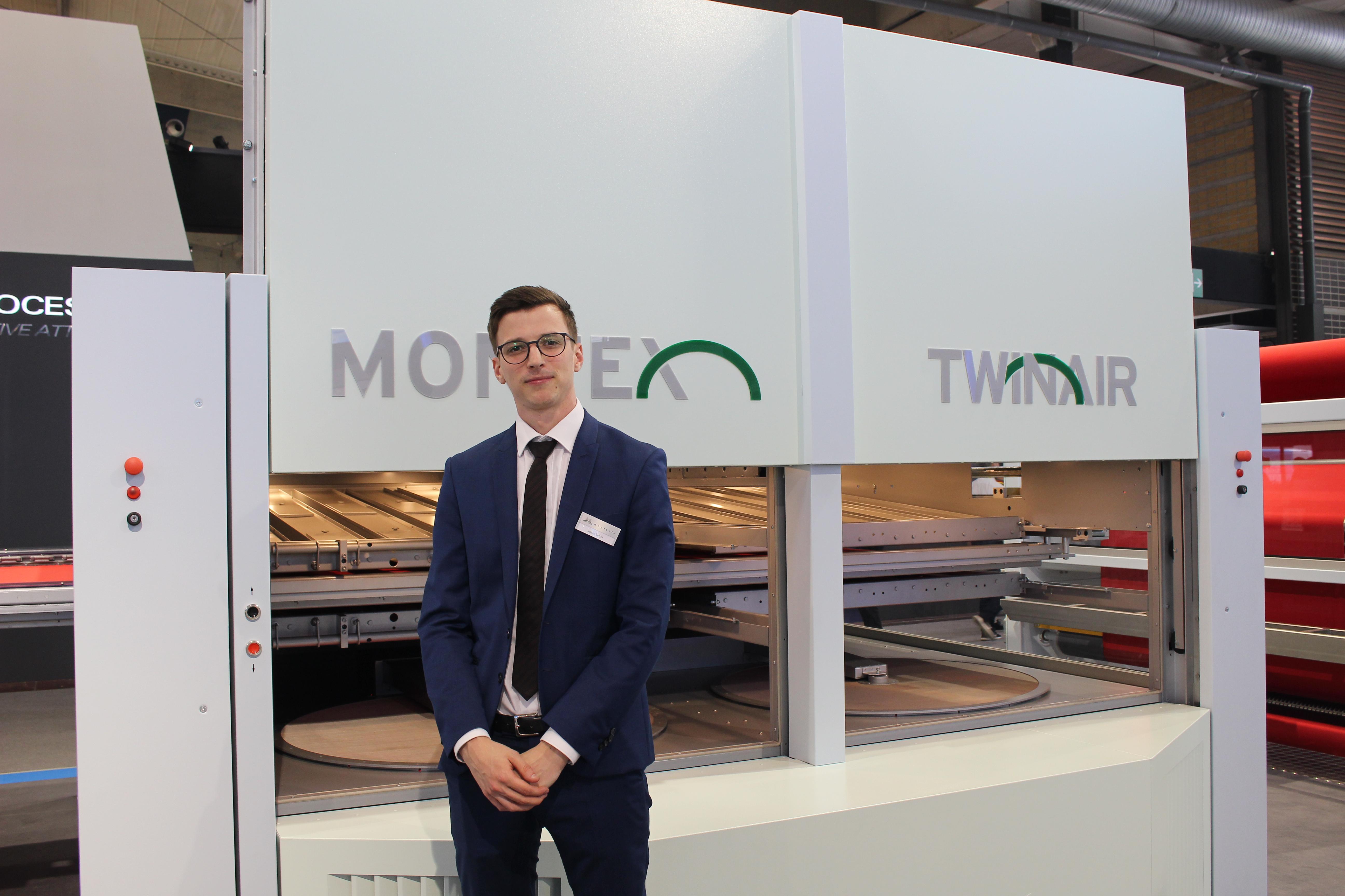 Monforts'un Yeni Montex Ram Makinesi ve İplik Boyama Teknolojisine Büyük İlgi