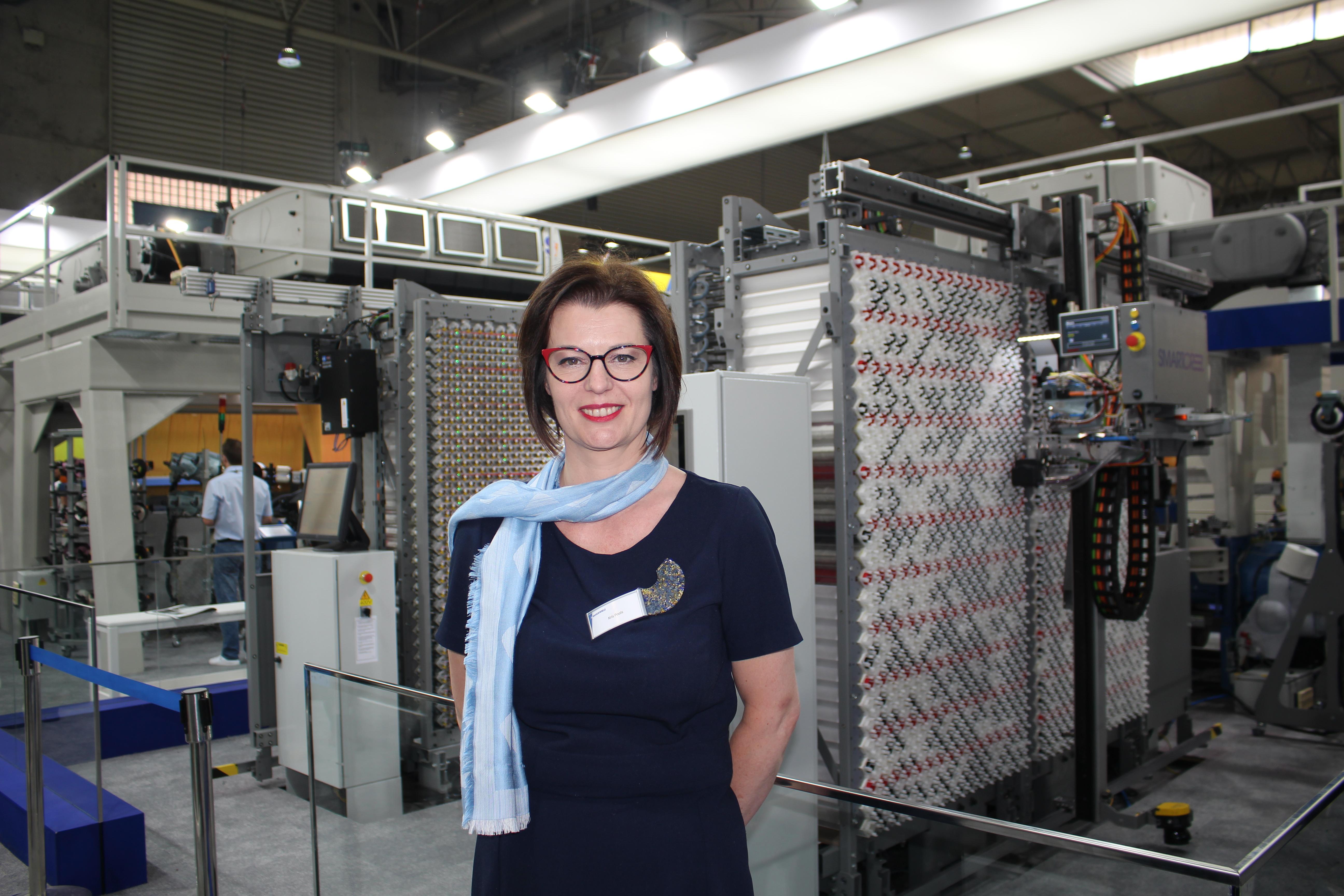 Vandewiele, Akıllı ve Dijital Fabrikaların Kurulmasına Öncülük Ediyor