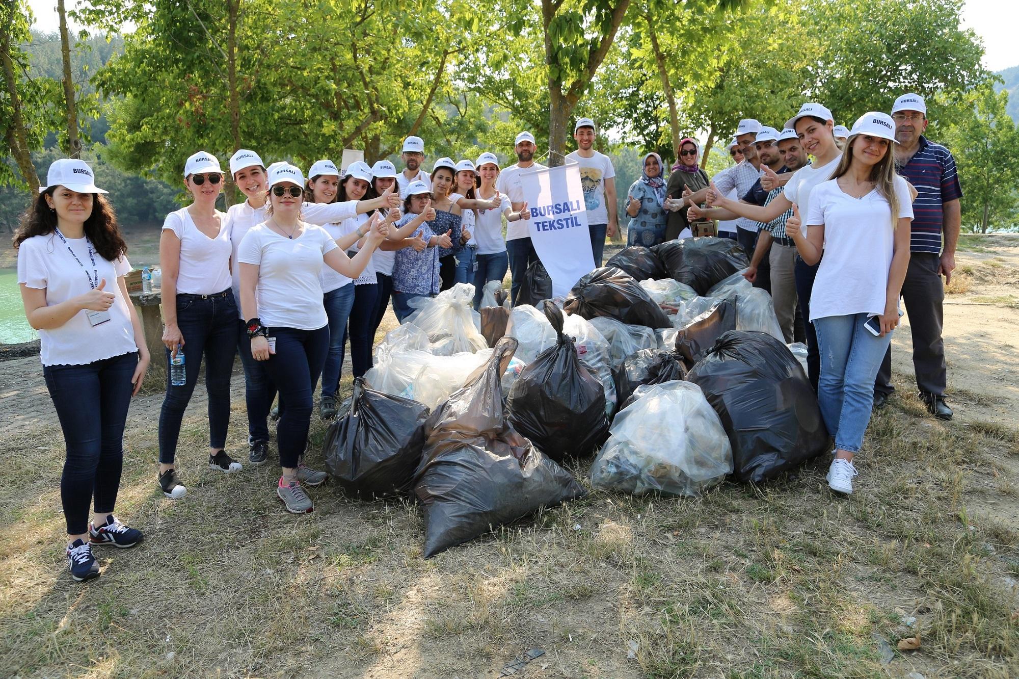 Bursalı'dan Örnek Çevre Duyarlılığı