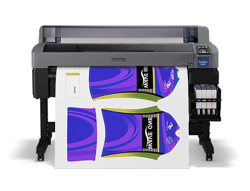 Epson Unveils Surecolor F6370 Dye-Sublimation Printer