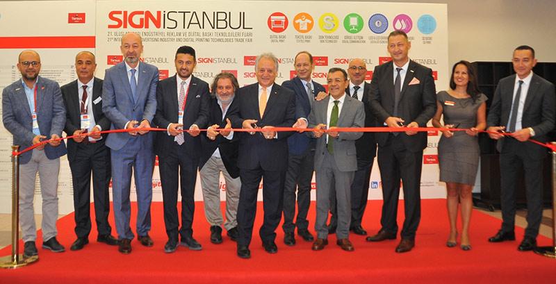 SIGN İstanbul 2019 Kapılarını Açtı