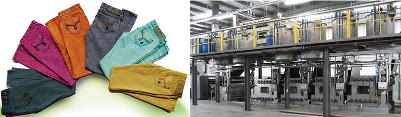 Morrison: Tekstil Boya ve Terbiye Makinelerinde 60 Yıllık Tecrübe