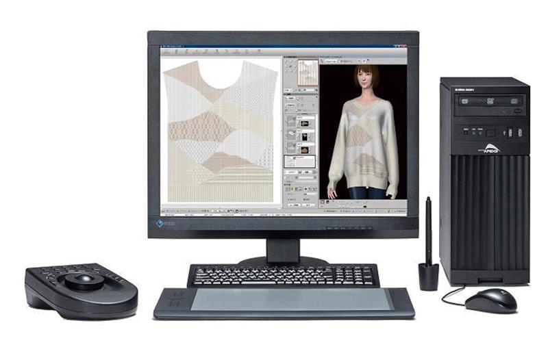 Shima Seiki, 3D Tasarım Sisteminin En Son Sürümü Olan Sdsone Apex4'i Tanıttı