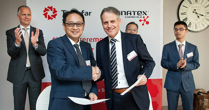 TANATEX Takes Next Step Towards Global Leadership In Textile Chemicals