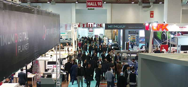 Fespa Eurasia 2019 Brings Together Leaders of the Printing and Advertising World