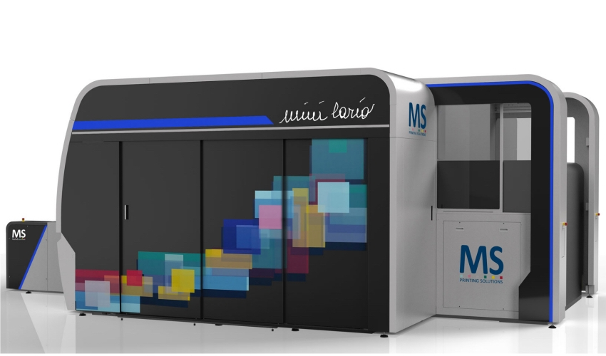 MS Printing Solutions Boosts Market Leadership with Mini Lario