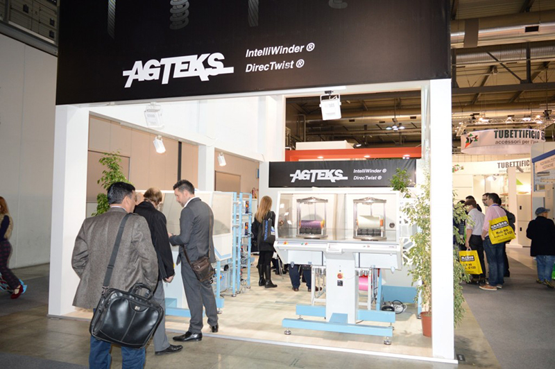 Agteks Always Keeps Pace with Up to Date Technology