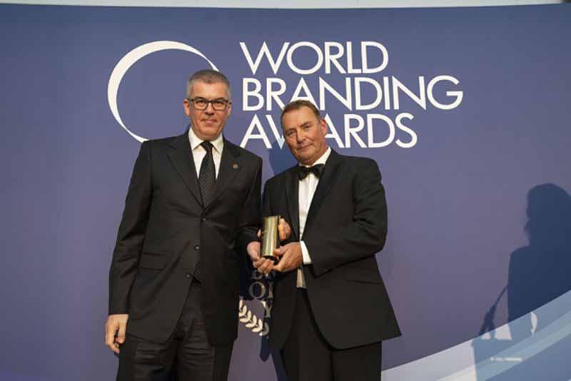 Brand of the Year Award from World Branding Awards to Özdilek