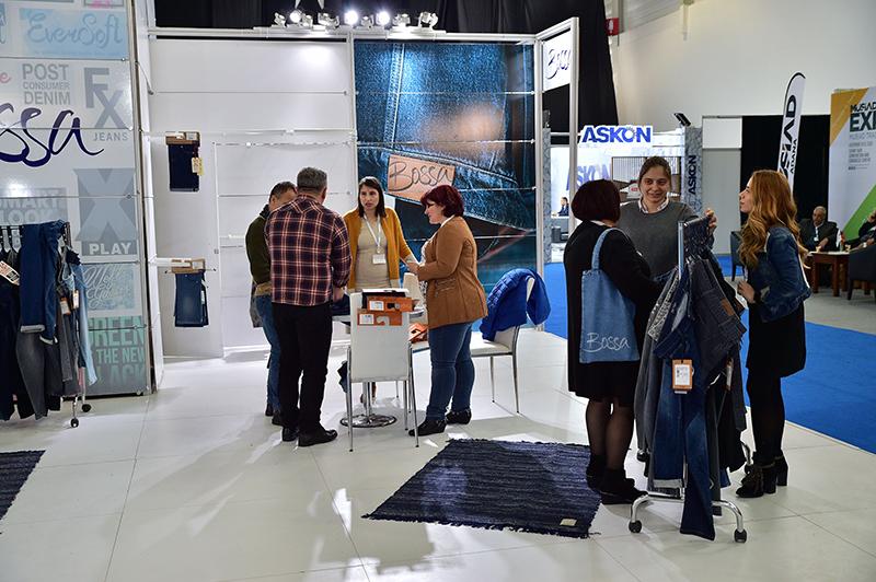 Çukurova Tekstil ve Hazır Giyim Fuarı'nda 5 Milyon Dolarlık İhracat
