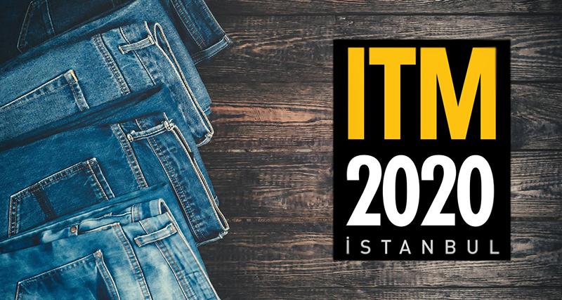 ITM 2020'de Bir İlk: Denim Teknolojileri Özel Bölümü