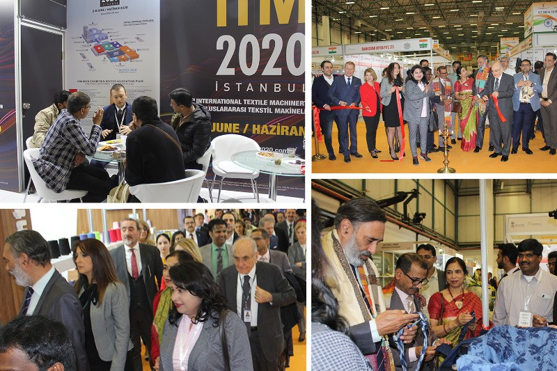 Uluslararası İstanbul İplik Fuarı, Katılımcıların ve Ziyaretçilerin Yoğun İlgisiyle Açıldı