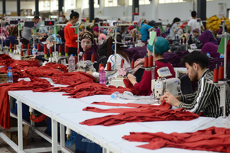 Employment Exceeds 1 Million In Textile Sector
