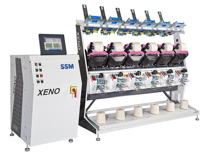 SSM preciforce™ : High Precision Backpressure System