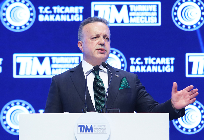 ''TIM President Ismail Gülle: We will Continue Assuming Responsibility for Our Dear Country, Turkey''