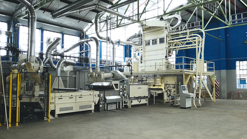 Laroche Focuses in New Technologies for the Recycling of Post-Consumer Goods