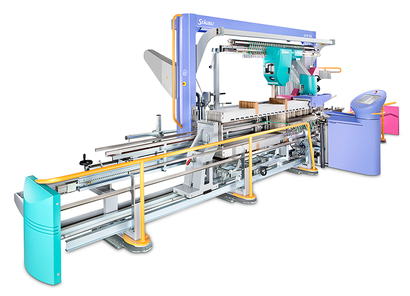 Efficient Processing of Denim in the Weaving Mill